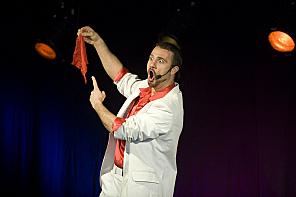 Ivanensampekar - Underhållning av en magiker