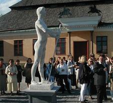 Ivan o Lacki. Staty Skansen